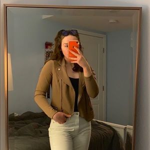 UK2LA Light Brown Jacket